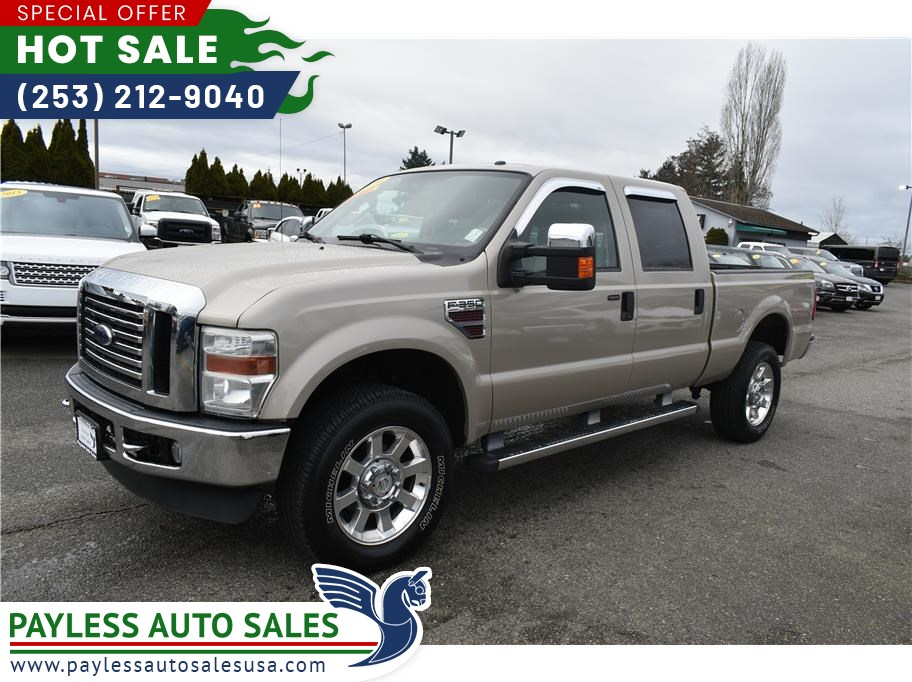 2009 Ford F350 Super Duty Crew Cab from Payless Auto Sales