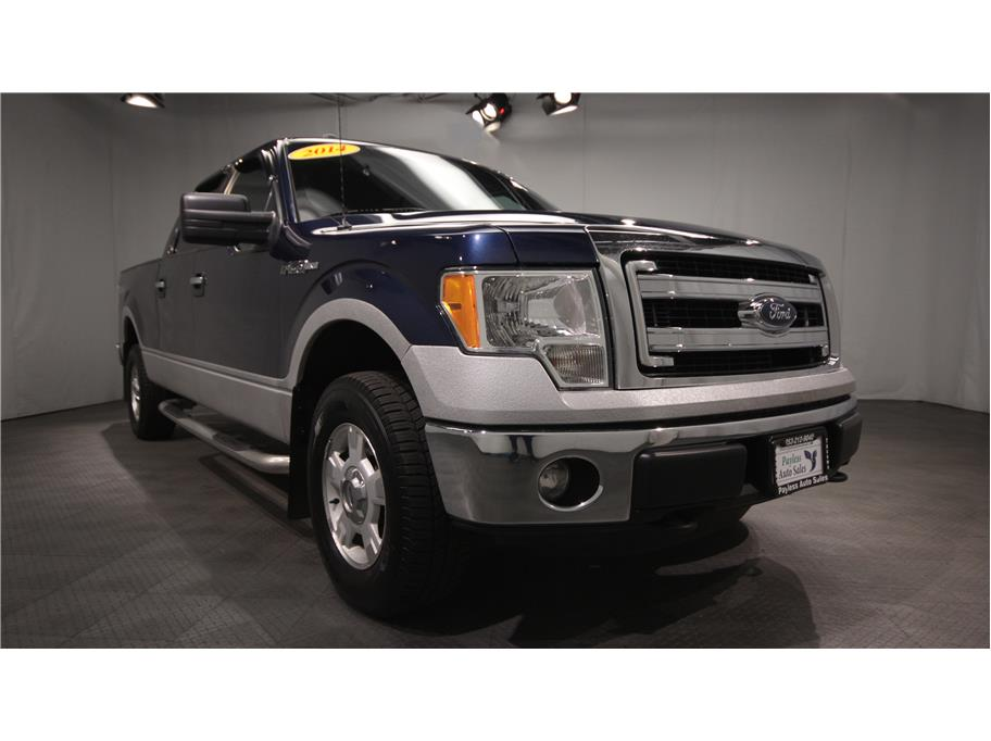 2014 Ford F150 SuperCrew Cab from Payless Auto Sales