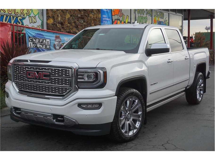 2018 GMC Sierra 1500 Crew Cab from Legend Auto Sales Inc