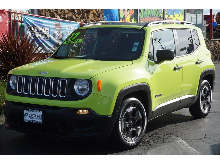 2017 Jeep Renegade from Legend Auto Sales Inc