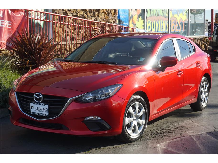 2016 Mazda MAZDA3 from Legend Auto Sales Inc