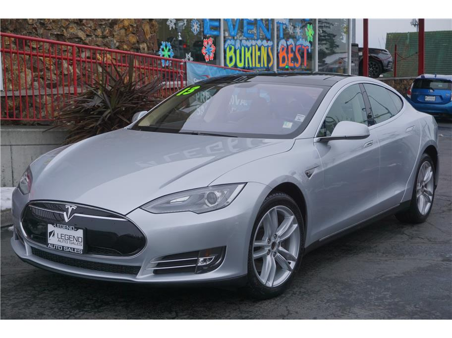2013 Tesla Model S from Legend Auto Sales Inc