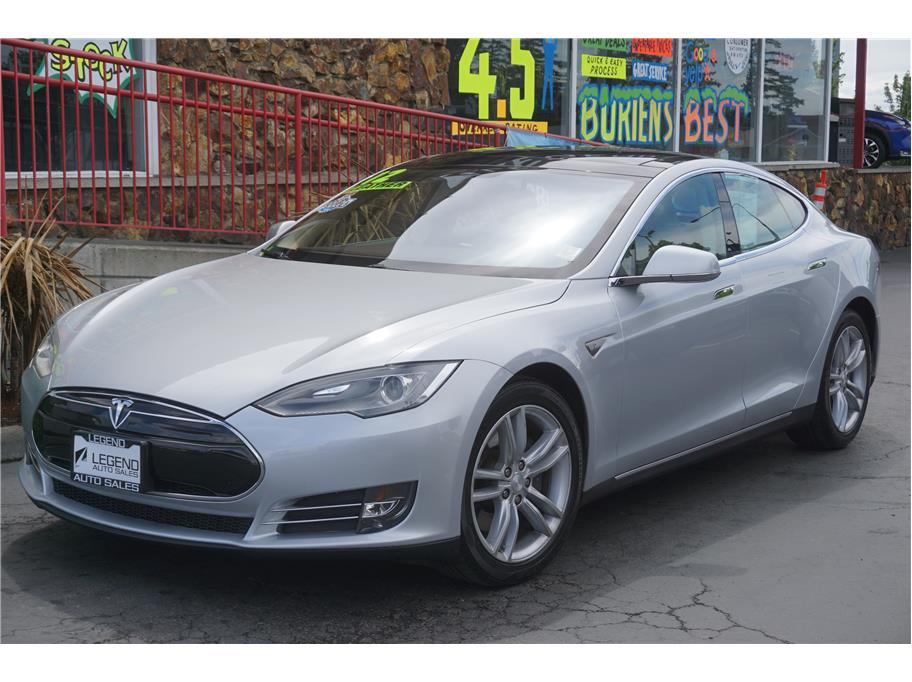 2012 Tesla Model S from Legend Auto Sales Inc