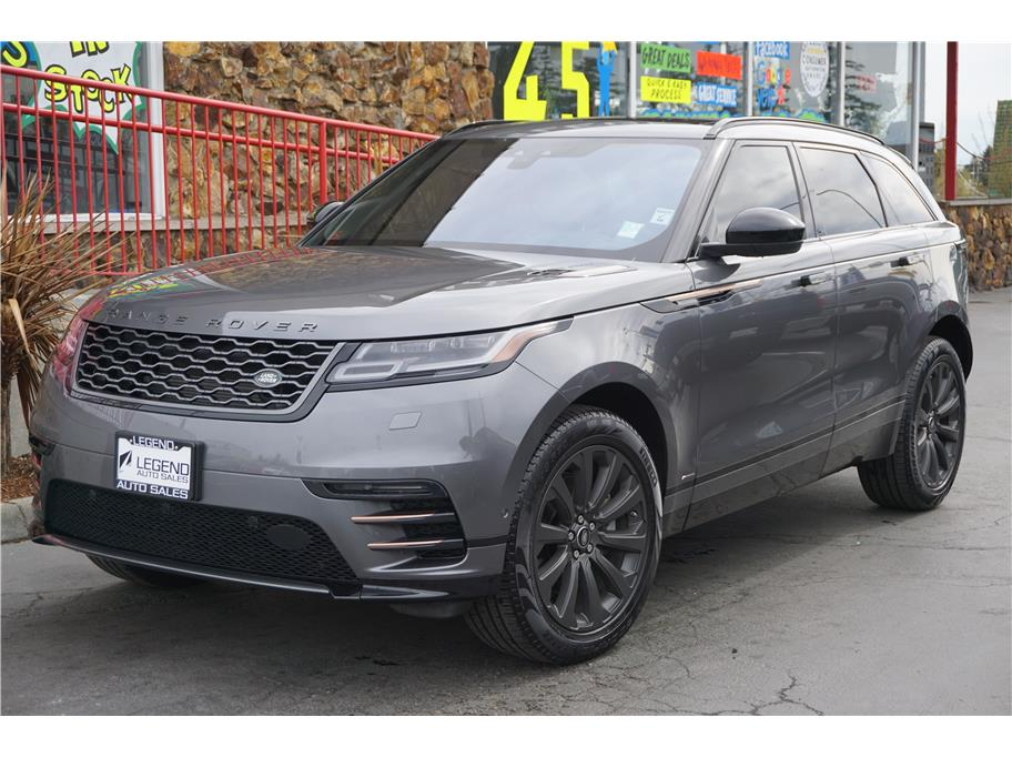 2018 Land Rover Range Rover Velar from Legend Auto Sales Inc