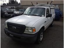 2011 Ford Ranger Regular Cab