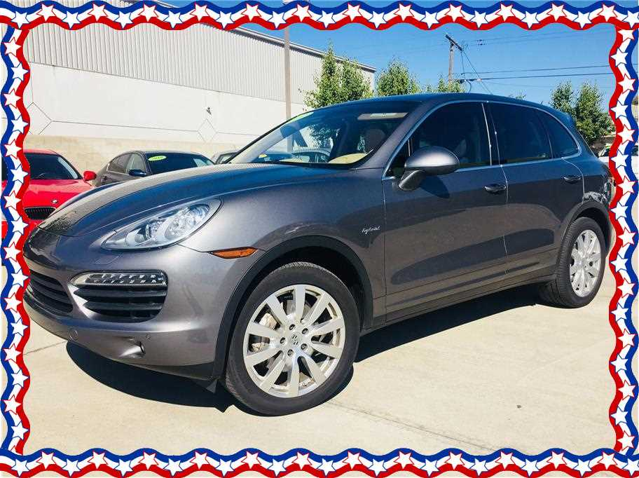2012 Porsche Cayenne from Thoroughbred Motors