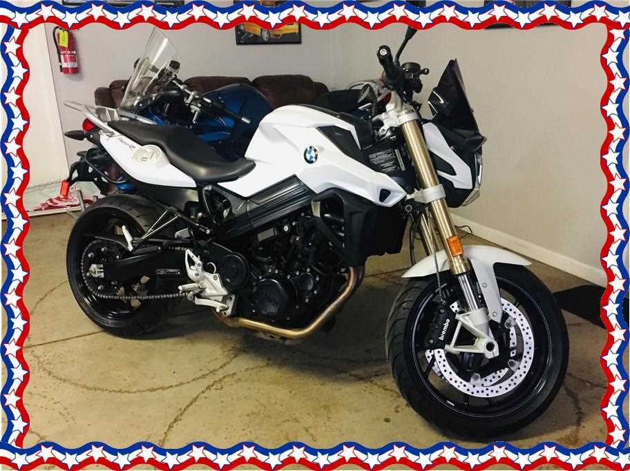2015 BMW F800R from Thoroughbred Motors