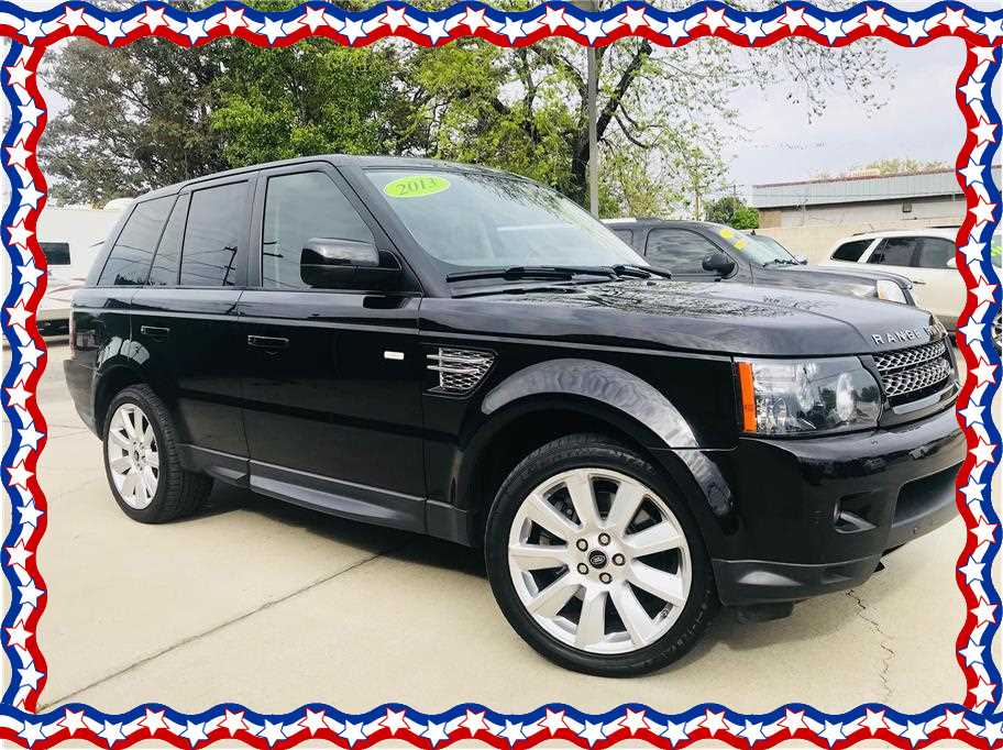 2013 Land Rover Range Rover Sport from Thoroughbred Motors