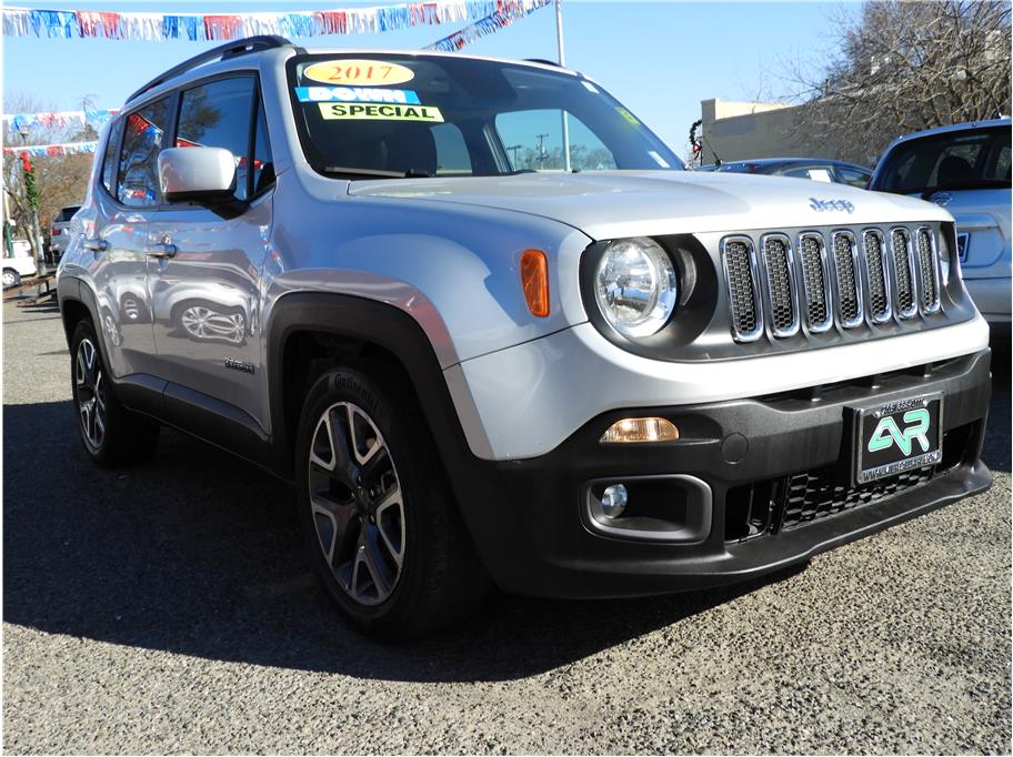 2017 Jeep Renegade from Auto Resources 1799 Yosemite Pkwy