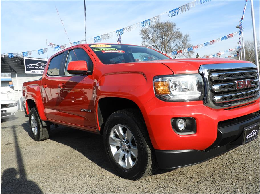 2018 GMC Canyon Crew Cab from Auto Resources