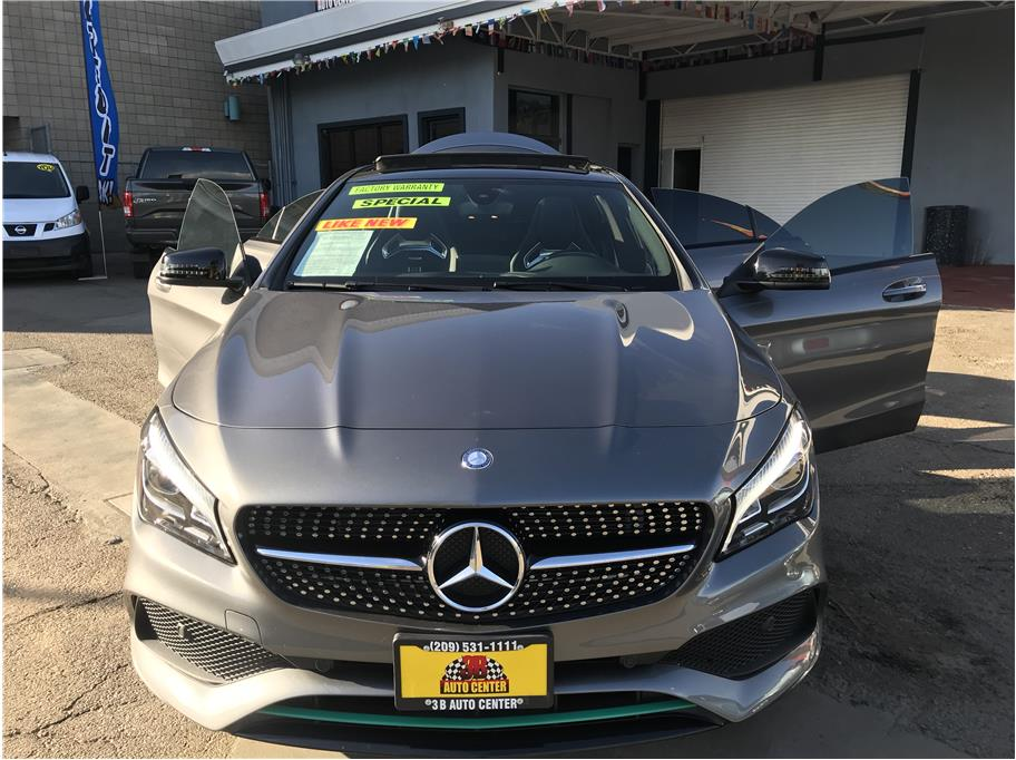 2017 Mercedes-benz CLA from 3 B Auto Center