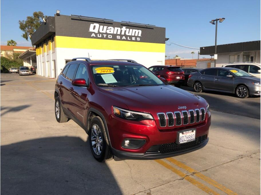 2019 Jeep Cherokee from Quantum Auto Sales - 728 N Escondido Blvd