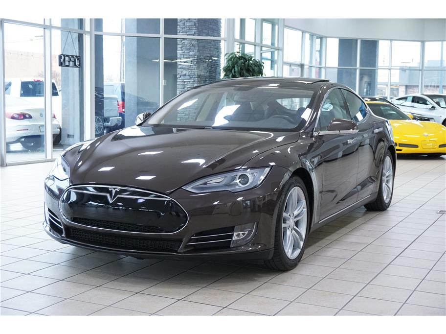 2014 Tesla Model S from Integrity Auto Sales