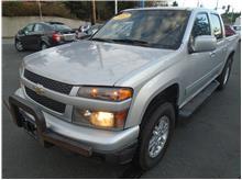 2012 Chevrolet Colorado Crew Cab