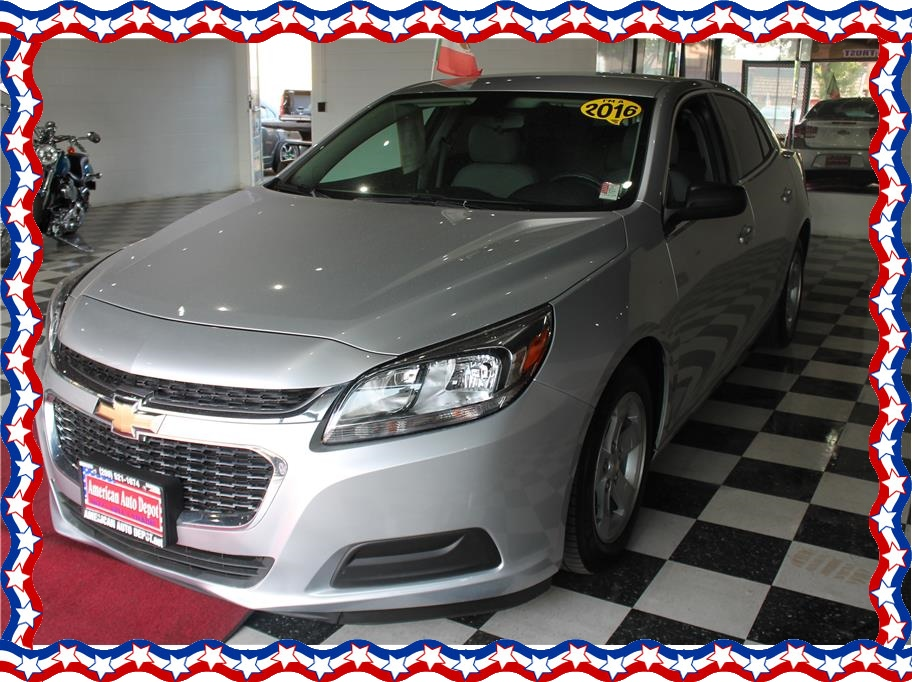 2016 Chevrolet Malibu Limited from American Auto Depot