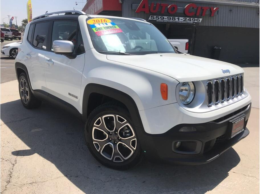 2016 Jeep Renegade from Auto City