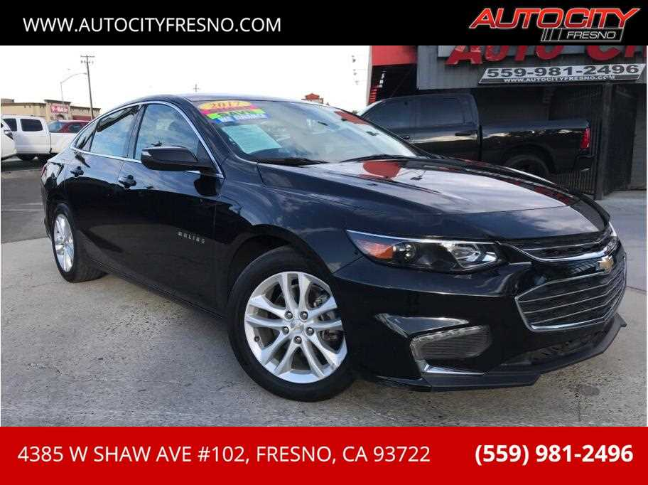 2017 Chevrolet Malibu from Auto City