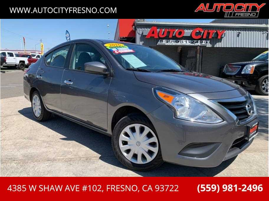 2016 Nissan Versa from Auto City