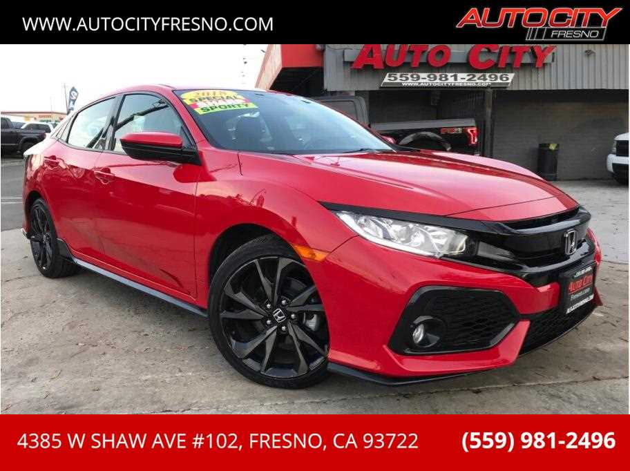 2018 Honda Civic from Auto City