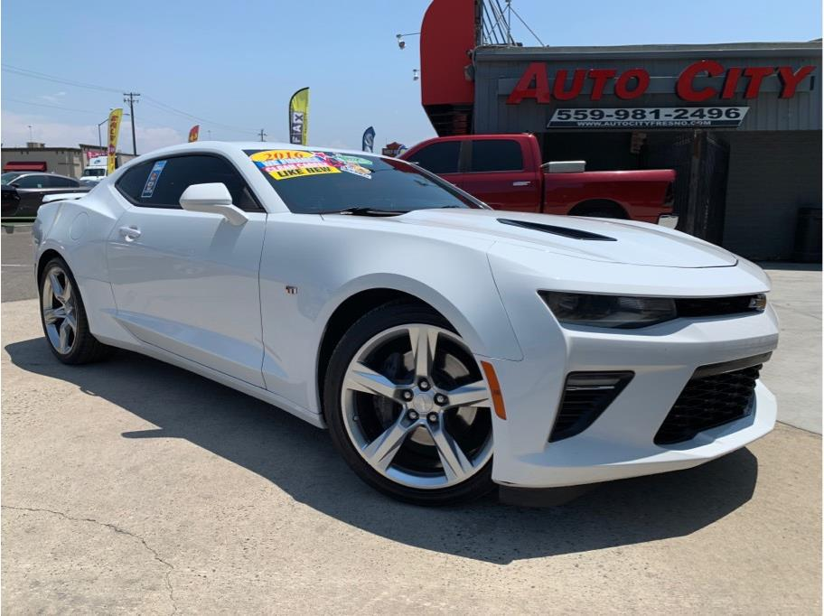 2016 Chevrolet Camaro from Auto City