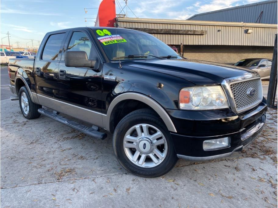 2004 Ford F150 SuperCrew Cab from Auto City