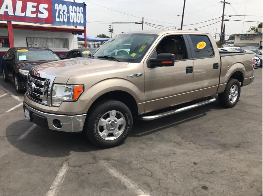 2011 Ford F150 SuperCrew Cab from Sams Auto Sales