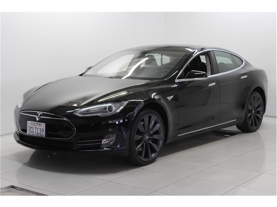 2013 Tesla Model S from Escondido Auto Super Center