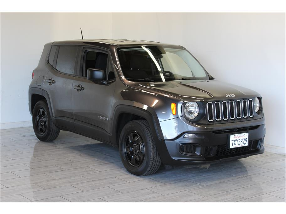 2017 Jeep Renegade from Escondido Auto Super Center