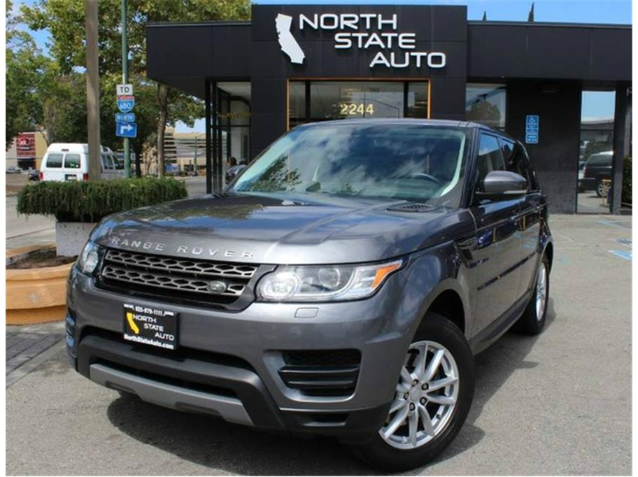 2015 Land Rover Range Rover Sport from North State Auto