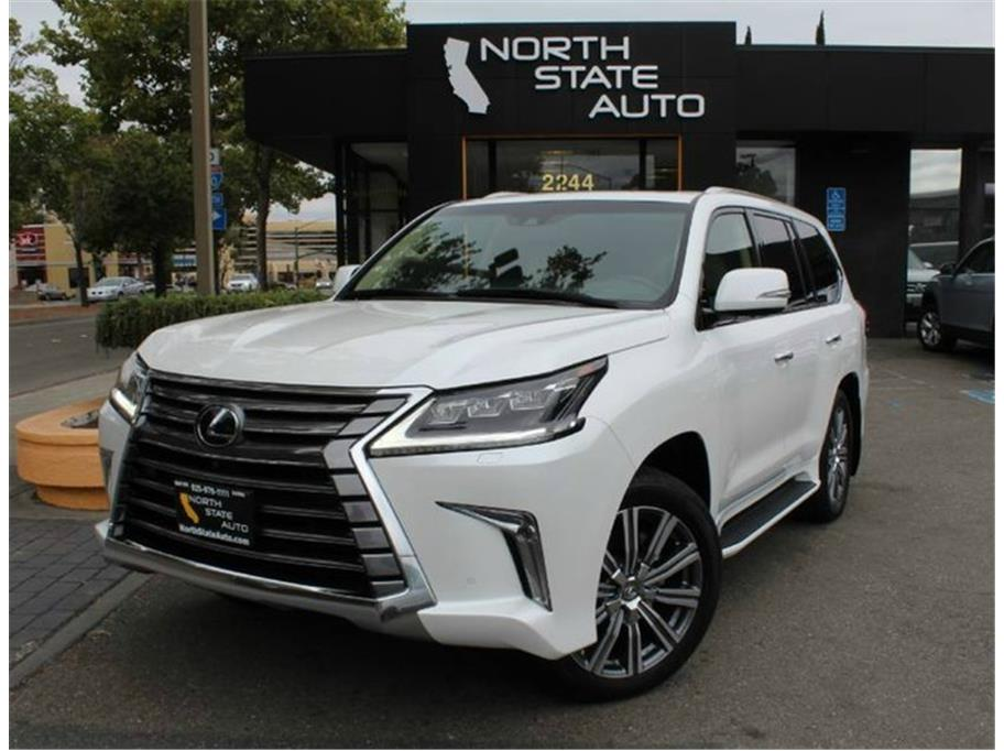North State Auto >> 2017 Lexus Lx From North State Auto