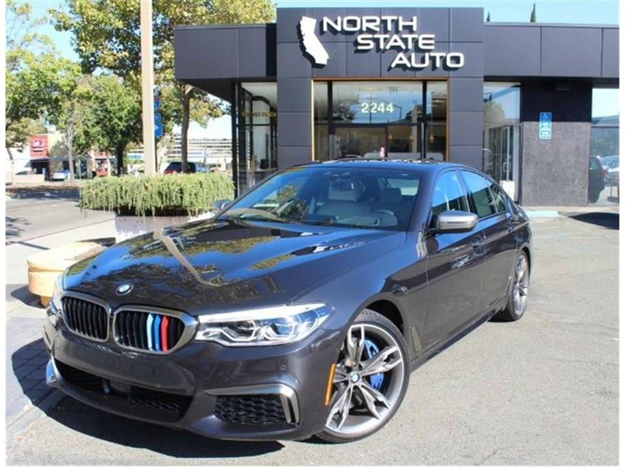 2018 BMW 5 Series from North State Auto