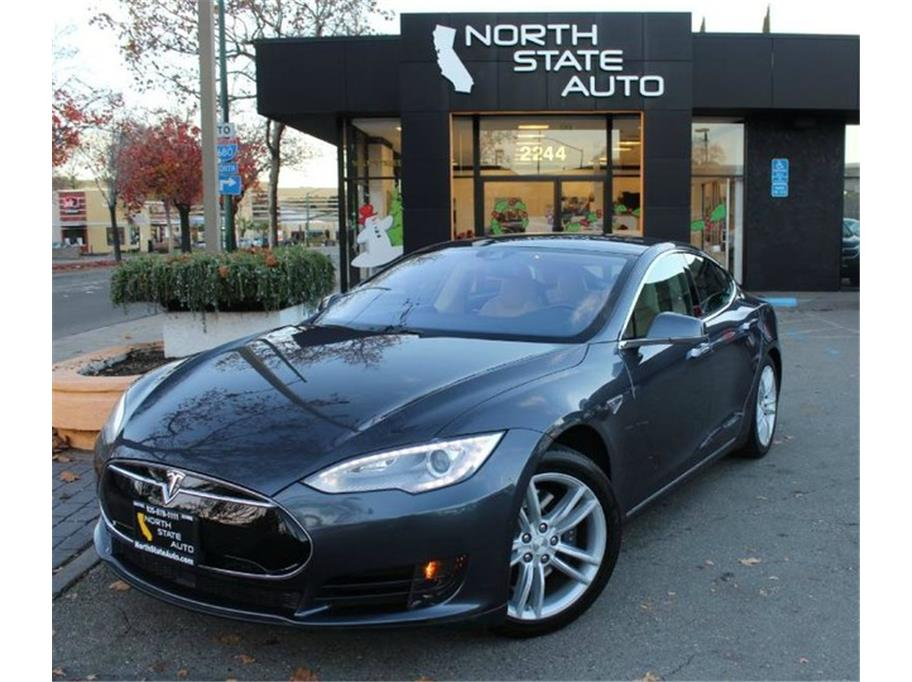 2016 Tesla Model S from North State Auto