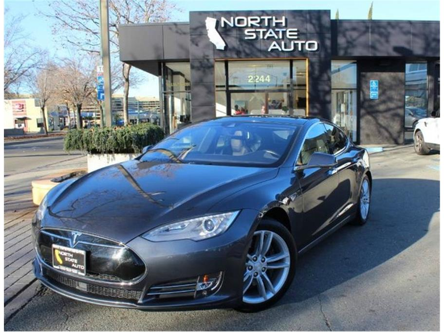 2015 Tesla Model S from North State Auto
