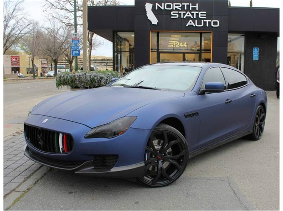 2014 Maserati Quattroporte from North State Auto