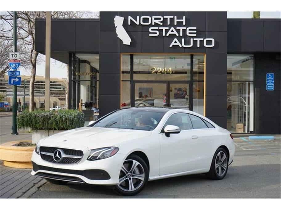2018 Mercedes-Benz E-Class from North State Auto