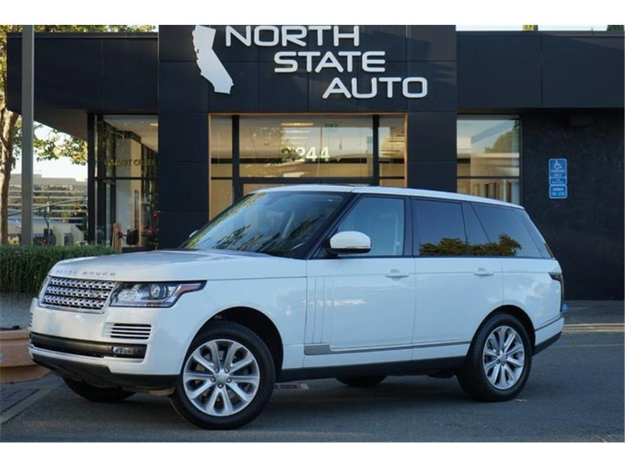 North State Auto >> 2015 Land Rover Range Rover From North State Auto