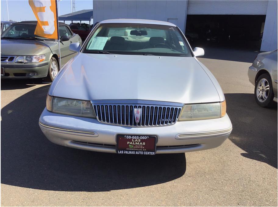 1997 Lincoln Continental Sedan 4D