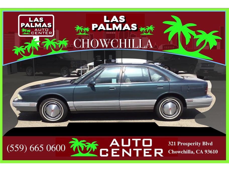 1992 Oldsmobile 88 Royale LS Sedan 4D