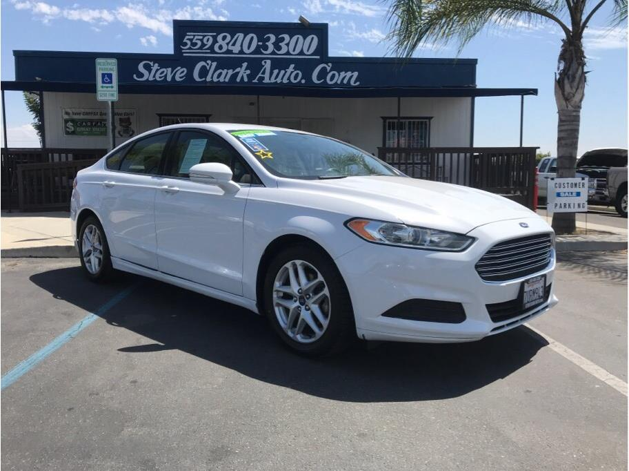 2015 Ford Fusion from Steve Clark Auto Sales