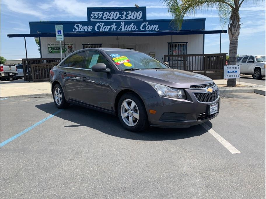 2011 Chevrolet Cruze from Steve Clark Auto Sales