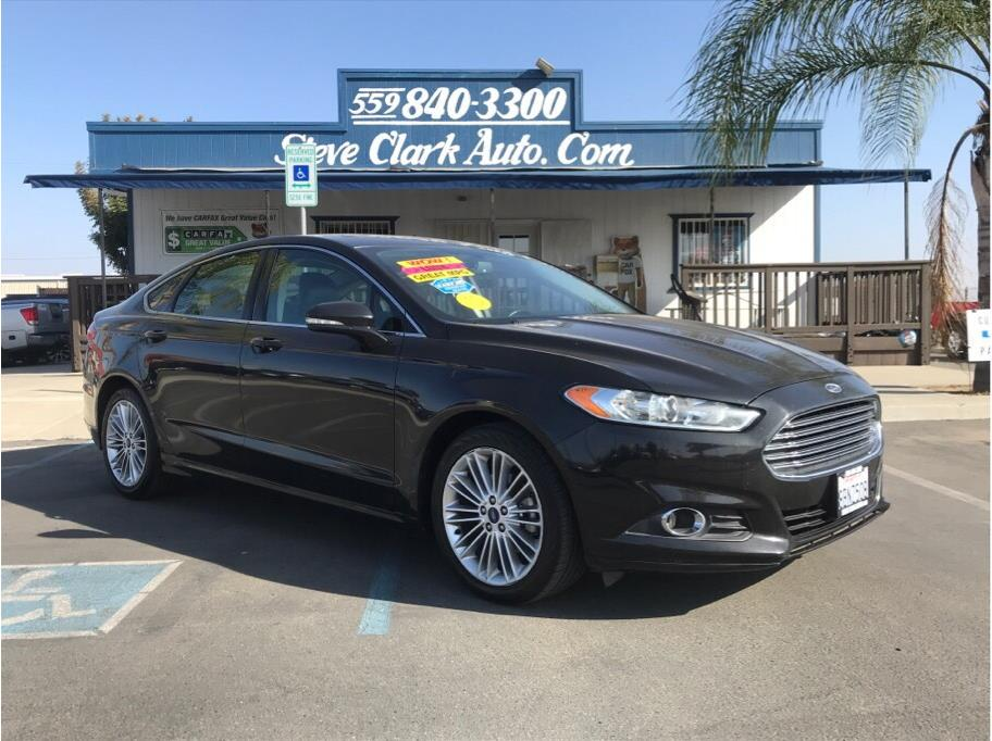 2014 Ford Fusion from Steve Clark Auto Sales