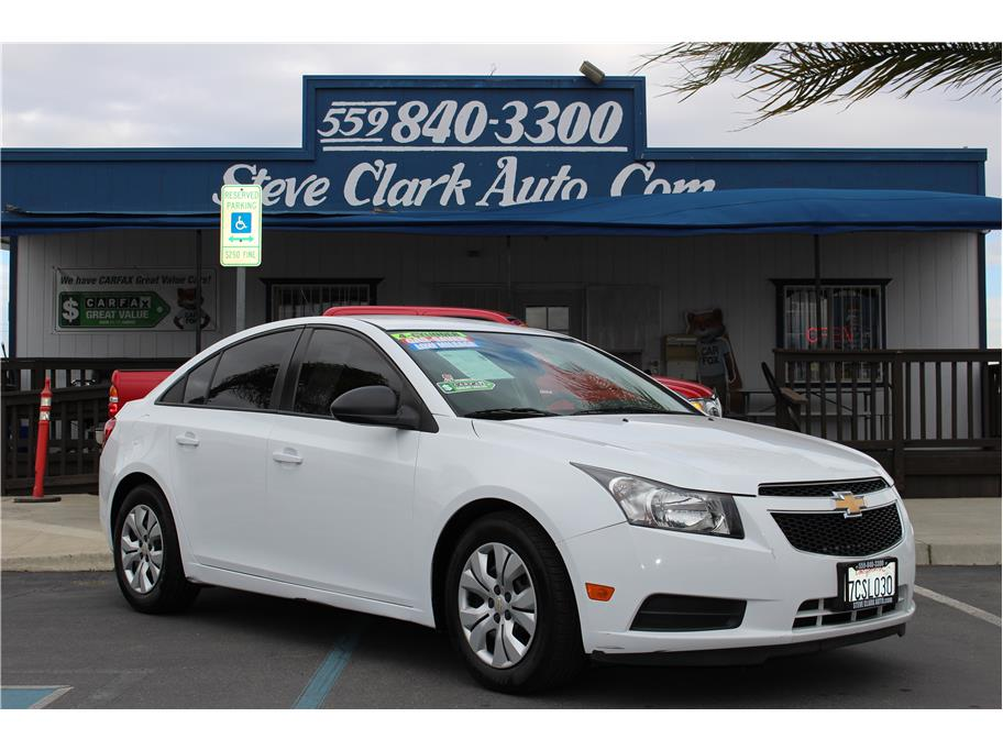2014 Chevrolet Cruze from Steve Clark Auto Sales