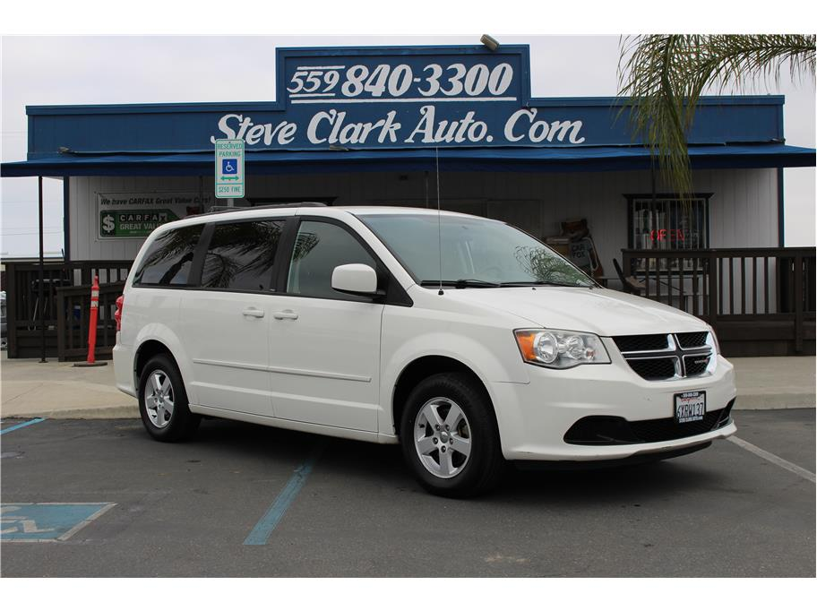 2013 Dodge Grand Caravan Passenger from Steve Clark Auto Sales