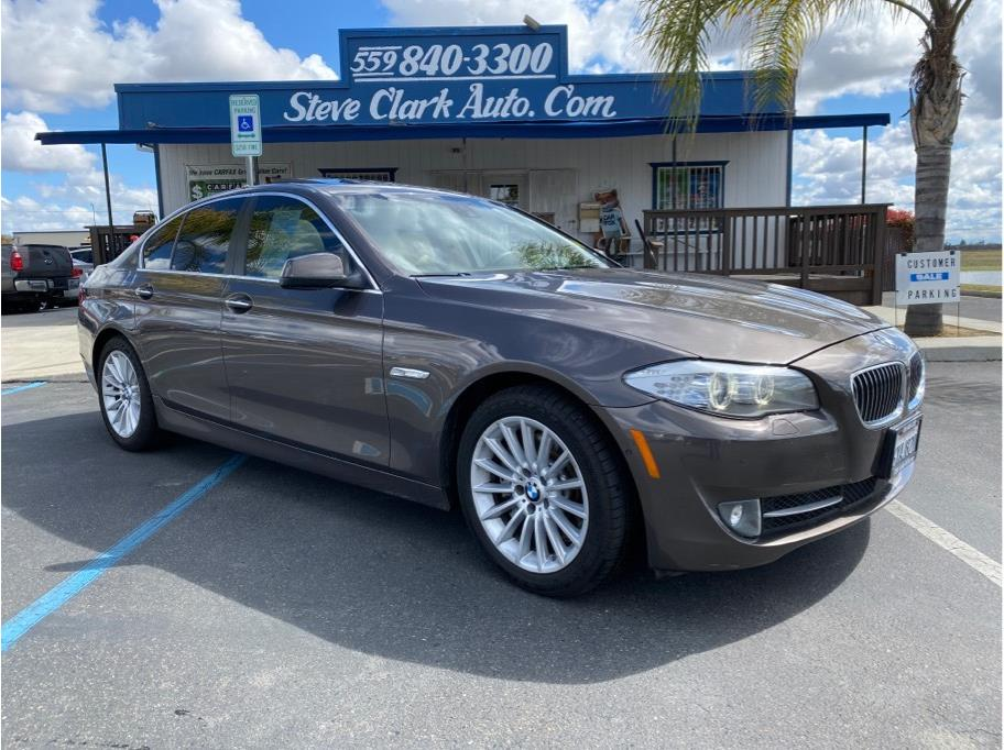 2012 BMW 5 Series from Steve Clark Auto Sales