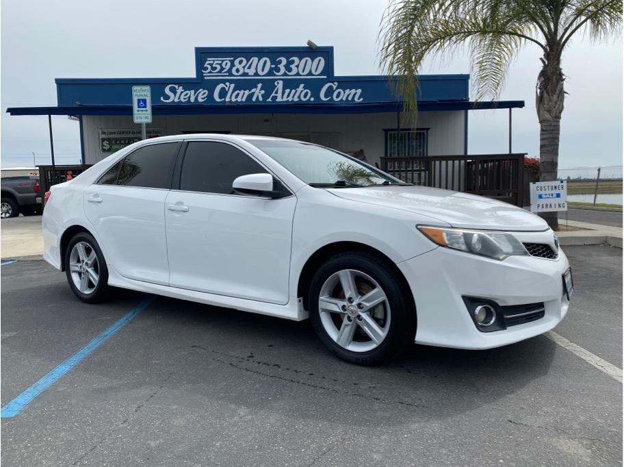 2012 Toyota Camry from Steve Clark Auto Sales