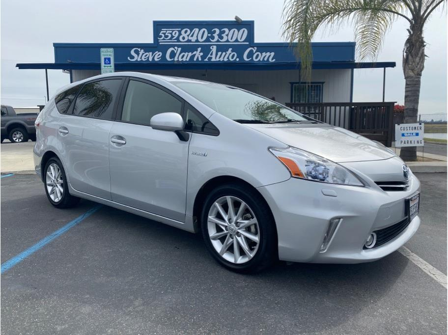 2013 Toyota Prius v from Steve Clark Auto Sales