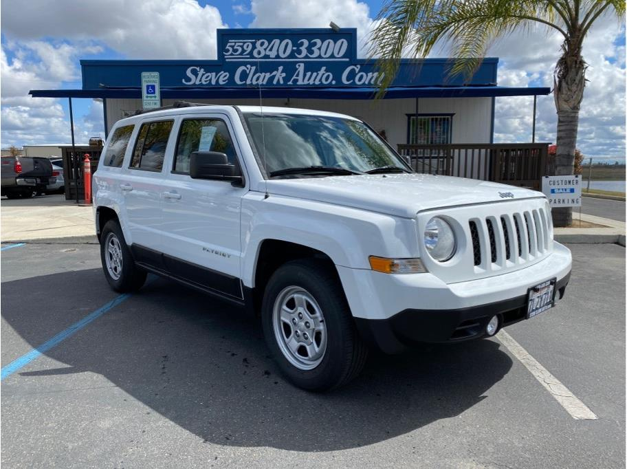 2015 Jeep Patriot from Steve Clark Auto Sales