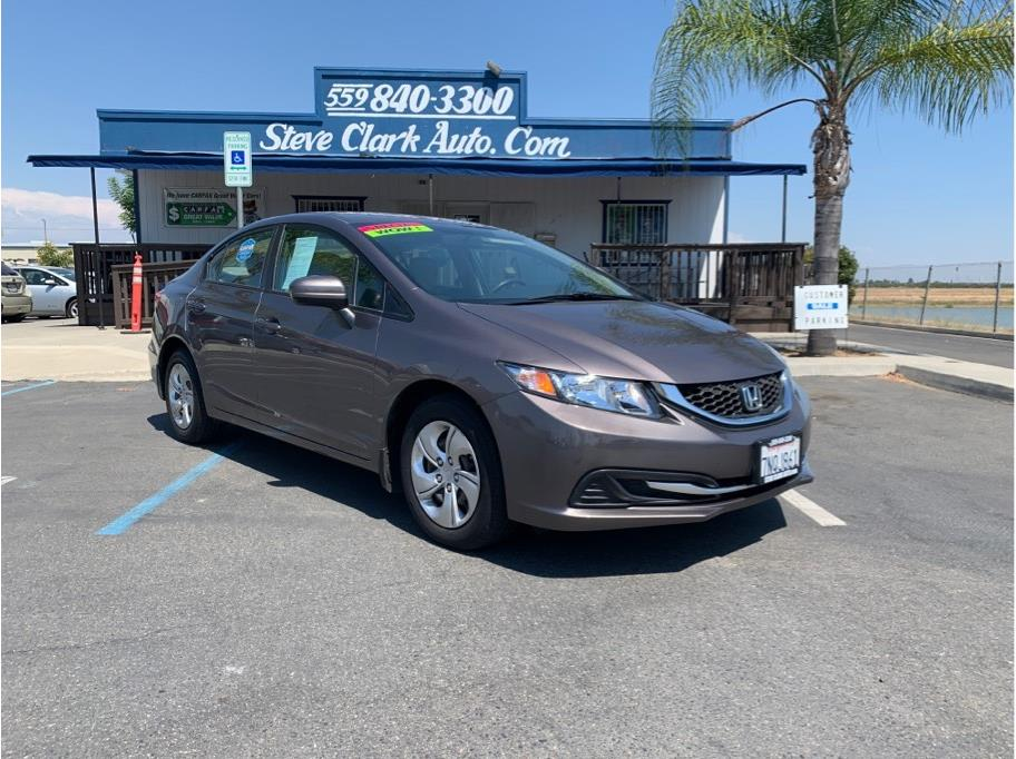 2015 Honda Civic from Steve Clark Auto Sales