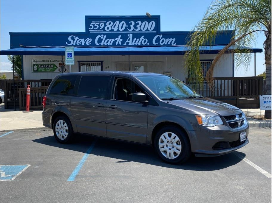 2016 Dodge Grand Caravan Passenger from Steve Clark Auto Sales