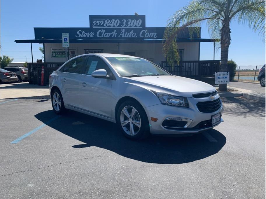2016 Chevrolet Cruze Limited from Steve Clark Auto Sales